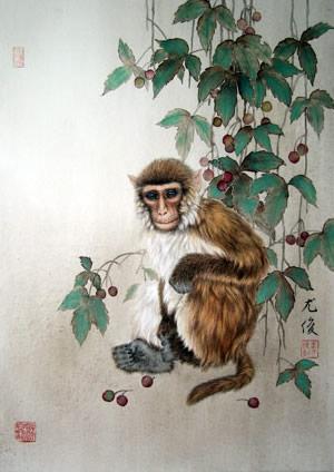 生肖属猴年运势