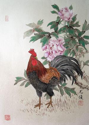 生肖属鸡各月性格