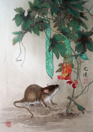 生肖属鼠各月性格