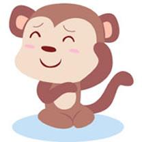 生肖属猴生时运势